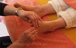Angela McCabe reflexology pic 2